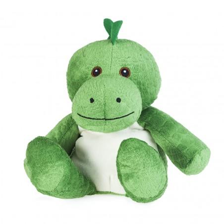 Bouillotte Dinosaure vert